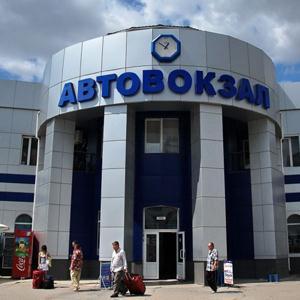Автовокзалы Анциферово