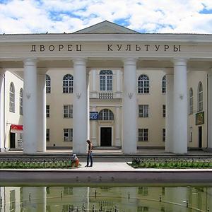 Дворцы и дома культуры Анциферово