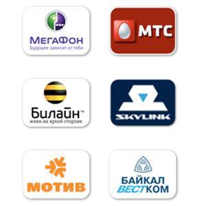Операторы сотовой связи Анциферово