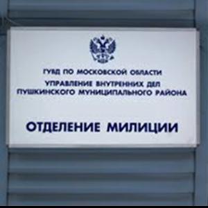 Отделения полиции Анциферово