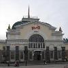 Железнодорожные вокзалы в Анциферово