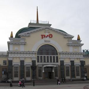 Железнодорожные вокзалы Анциферово